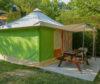 bungalow terasse